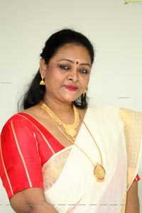 Shakeela at SRMMKC Press Meet