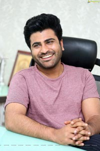 Sharwanand at Jaanu Movie Interview