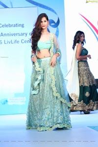 Shwetha Pulijala at KIMS LivLife Centre Anniversary