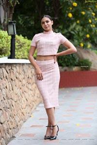Simran Saniya at Fashion Fiesta Fashion Show
