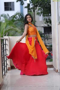 Sri Pallavi Asalu Em Jarigindhante Movie Stills