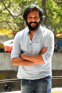 Subbu Vedula at Raahu Interview