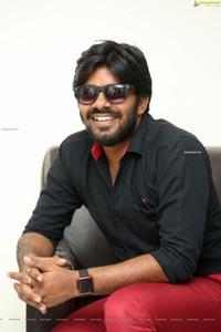 Sudigali Sudheer at 3 Monkeys Interview