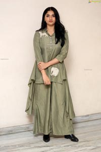 Sunaina at Chadarangam Web Series Launch