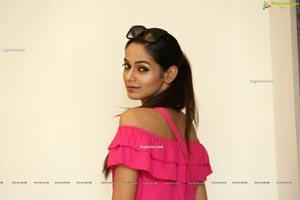 Sushmitha Raj at INIFD Annual Fashion Show Aahaaryya 2020