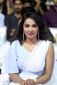 Tejaswi Madivada at Aha Media OTT Platform Launch