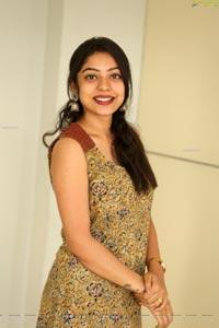 Varsha Bollamma @ Choosi Choodangane Team Meet