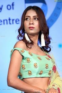 Vidya Indurkar at KIMS LivLife Centre 1st Anniversary Bash