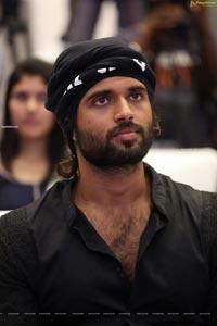 Vijay Deverakonda at World Famous Lover Trailer Launch