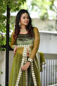 Chandana Koppisetty Ragalahari Exclusive Photo Shoot