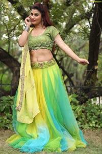 Gunnjan Aras Ragalahari Exclusive Shoot