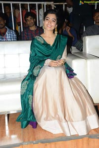Rashmika Mandanna at Bheeshma Thanks Meet