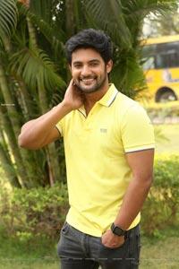 Aadi Saikumar at Sashi Movie Song Success Celebration