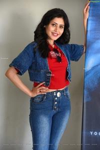 Aishwarya Raj Bhakuni at Director Movie Trailer Launch