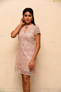 Akshatha Srinivas at Monagaadu Movie Trailer Launch