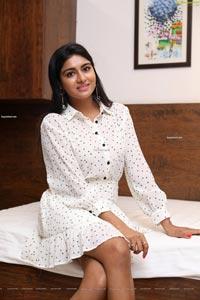 Akshatha Srinivas at Roberrt Pre-Release Event