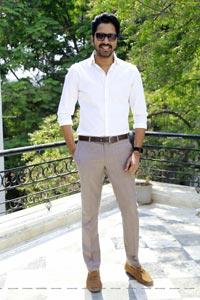 Allari Naresh at Naandi Movie Interview