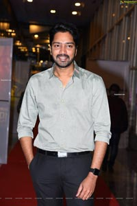 Allari Naresh at Naandi Movie Pre-Release Event