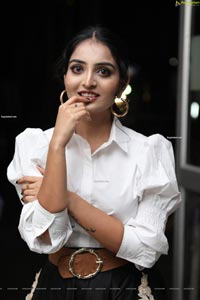 Ananya Nagalla at Playback Movie Pre-Release Event