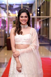 Asha Bhat at Roberrt Movie Pre-Release Event