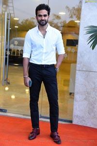 Ashok Selvan at Ninnila Ninnila Movie Press Meet