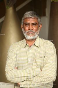 Director Chandra Sekhar Yeleti at Check Movie Press Meet