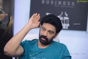 JD Chakravarthy at MMOF Movie Interview