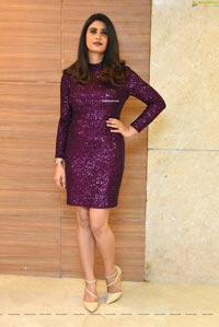 Jia Sharma at Kshana Kshanam Pre-Release Event