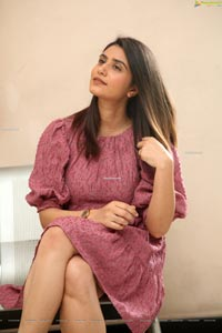 Jia Sharma at Kshana Kshanam Movie Trailer Launch