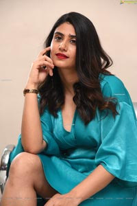 Jia Sharma at Kshana Kshanam Movie Thanks Meet