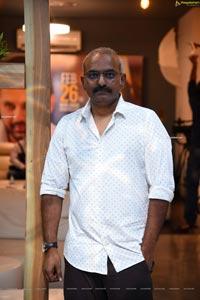 Music Director Kalyani Malik at Check Movie Interview