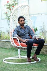 Producer Kiran K Talasila at Crazy Uncle Movie Interview