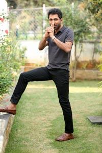 Kiran K Talasila at Crazy Uncle Movie Trailer Launch