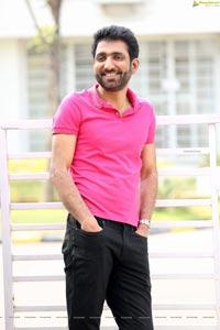 Producer Kiran K Talasila Interview Stills