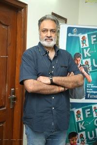 KL Damodar Prasad at FCUK Movie Interview