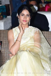 Lavanya Tripathi at A1 Express Movie Pre-Release Event
