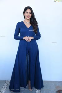 Lavanya Tripathi at Chaavu Kaburu Challaga Movie Song Launch