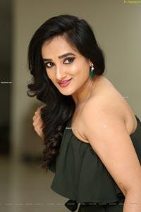 Madhu Krishnan at Sundari Movie Trailer Launch