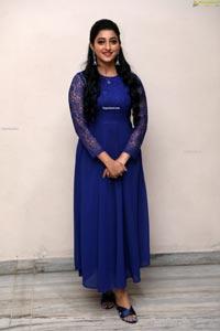 Mouryaani at Devarakondalo Vijay Prema Katha Pre-Release