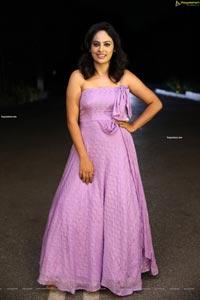 Nandita Swetha at Akshara Movie Pre-Release Event
