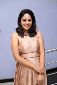 Nandita Swetha at Akshara Movie Special Screening