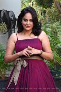 Nandita Swetha at Akshara Movie Trailer Launch
