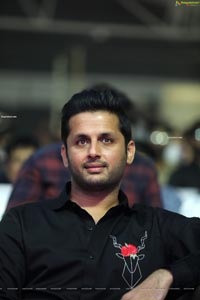 Nithiin at Check Movie Pre-Release Event
