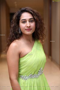 Pooja Ramachandran at Power Play Movie Pre-Release Event