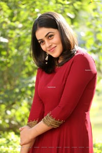 Poorna at Power Play Movie Teaser Launch