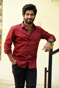 Prashanth Varma at Zombie Reddy Movie Interview