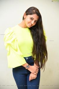 Preethi Asrani at A AD Infinitum Movie Press Meet