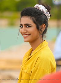 Check Movie Actress Priya Prakash Varrier Stills