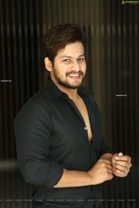 Anurag at Radhakrishna Movie Interview
