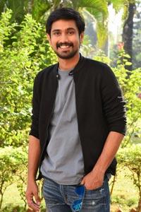 Raj Tarun at Power Play Movie Teaser Launch